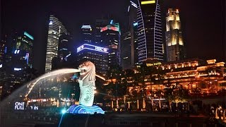 Singapore Time Lapse Video - Beautiful Time Lapse Video of Singapore