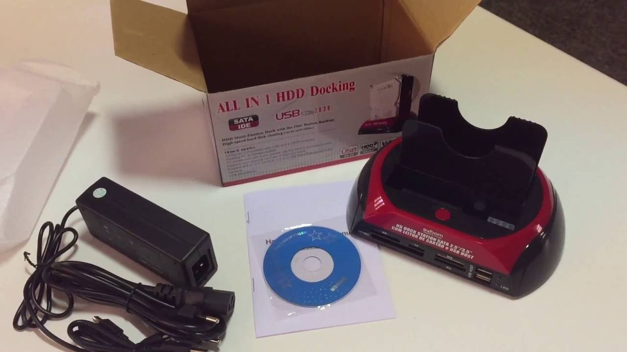 All in 1 hdd docking 575 driver download