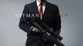 Hitman Sniper German iPhone iPad   Agent 47 meuchelt auf dem Handy
