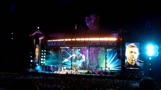 Take That - Back For Good (live in Denmark July 15th 2011)