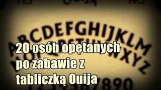 Masowe opętanie wKolumbii ponieostrożnych zabawach ztabliczkami ouija