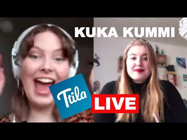 Ttila LIVE: Kuka kummi? 12.5.2020
