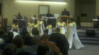 Praise Dance - Grace - By Bebe and Cece 5th Sunday FGBCF