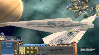 Star Wars: Empire At War ( Death Star Strikes!!!!) E12