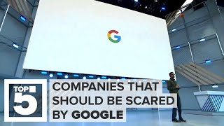 Who should be scared of Google now (CNET Top 5) thumbnail
