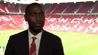 United Legends Dwight Yorke and Andy Cole are ready for #Legendsareback