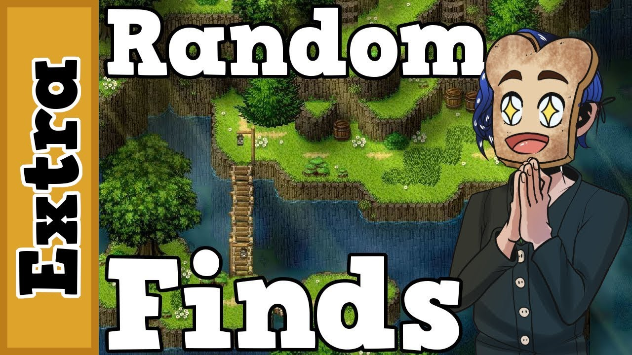 High Quality Free Resources for RPGMaker MV: Random Finds!