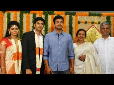 Singer Chinmayi And Rahul Wedding Reception