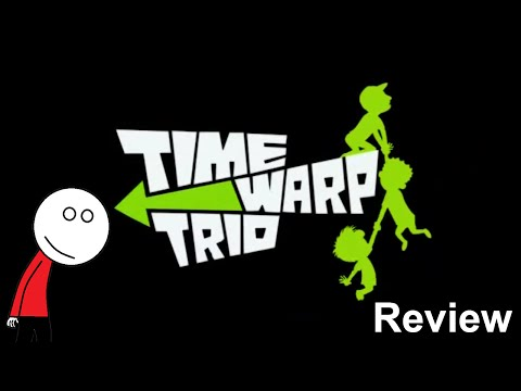 Time Warp Trio TV Series