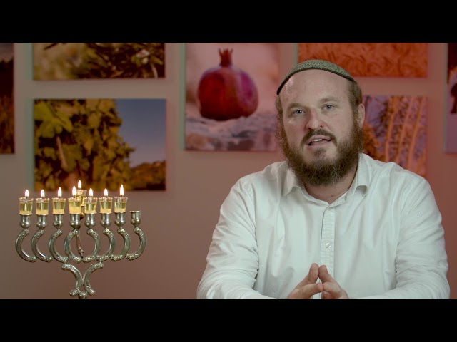 7th Night by the Candles – Rabbi Shlomo Katz