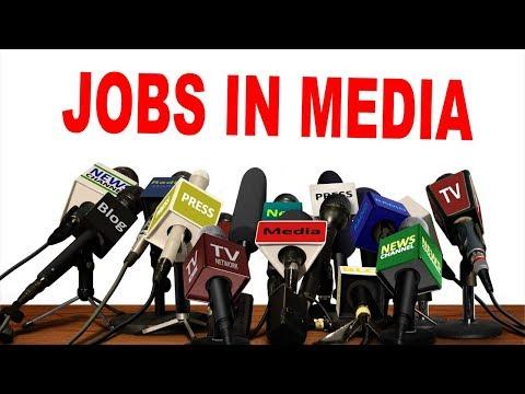 How can i get Jobs in Media | Career in Media