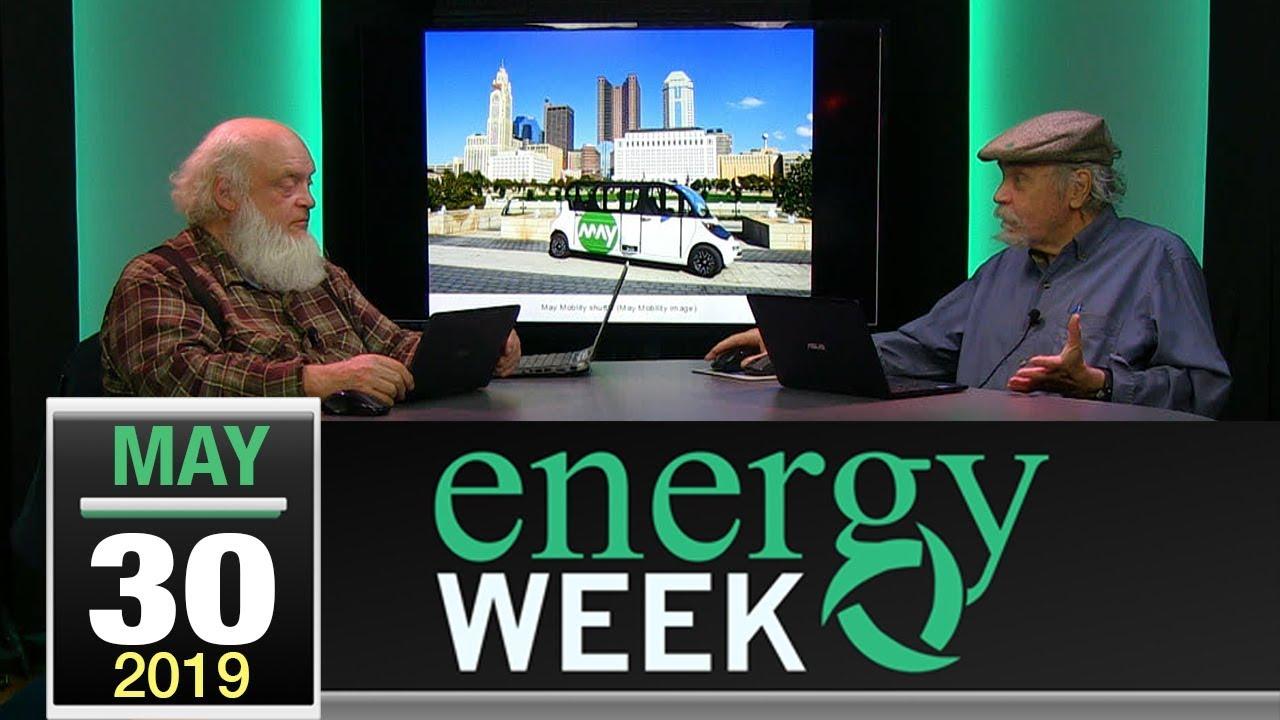 Energy Week #320: 5/30/2019 | Brattleboro Community TV