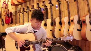 Wedding Dress (Tae Yang/ arr. Sungha Jung) - Nam Blue