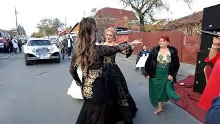 Raluca Dragoi - Faceti loc ca vine nasa Live Nunta Ionut si Nicoleta