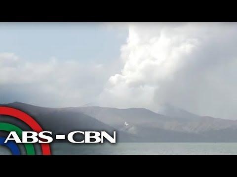 LIVE: Taal Volcano