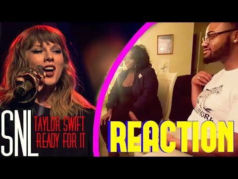 TAYLOR SWIFT-READY FOR IT| LIVE ON SNL...