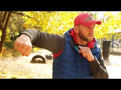 Как правильно бить боковой удар в боксе (Хук)
