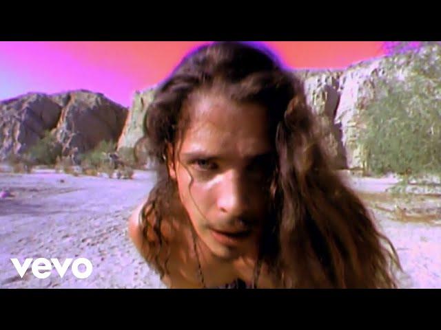 Soundgarden - Jesus Christ Pose (Official Music Video)