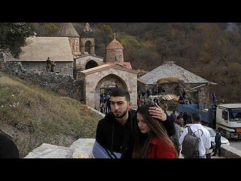 Нагорный Карабах: возвращение и исход