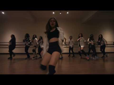 Yuna - Crush ft. Usher | Choreography by Pauline