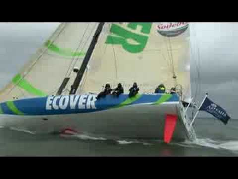 Skandia Cowes Week Day 4 video report