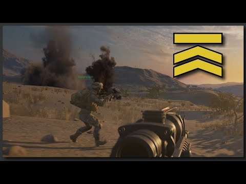AGGRESSIVE US ARMY OVERWATCH ASSAULTS Against ENEMY MORTARS - Squad Gameplay 9.7 Infantry Full Match