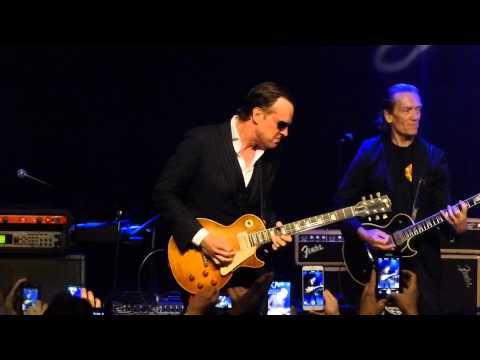 Joe Bonamassa & G.E. Smith - All Aboard - 6/9/15 Les Paul Celebration - Hard Rock Cafe - NYC