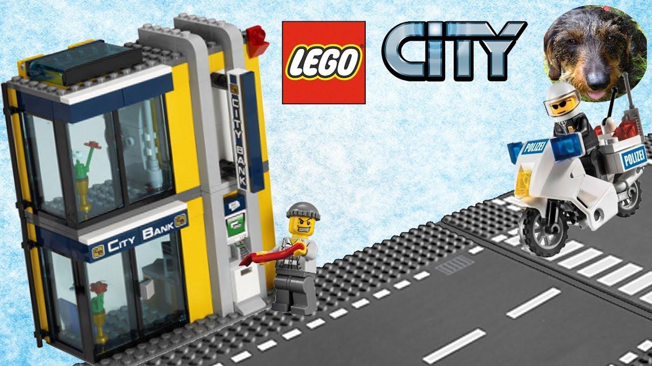Lego City Polizei-Die Bankräuber