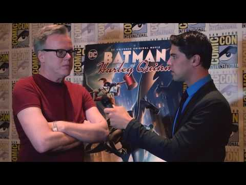 Thats My Entertainment Interviews Bruce Timm from Batman and Harley Quinn