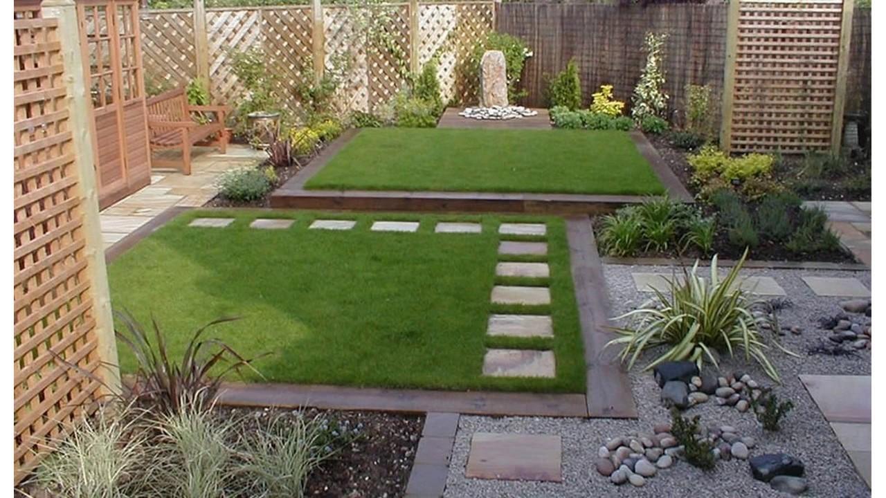preciosos jardines contempor neos para peque os jardines