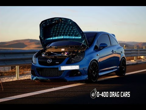 Opel Corsa opc by Petropoulos Werks  |0-400 Drag Cars
