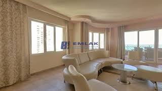 230m² Corner Flat in Mersin Liparis 3 - INTRO@Video