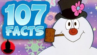 107 Facts About Frosty The Snowman! (ToonedUp #74) -ToonedUp @ChannelFred