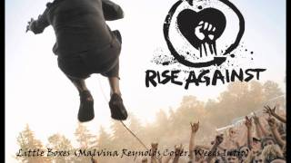 Little Boxes by Rise Against (Malvina Reynolds Cover)(WITH LYRICS) *Weeds Intro*