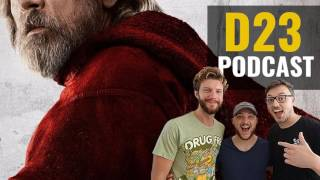 D23 Star Wars: The Last Jedi Behind The Scenes Trailer Revealed | Weekly Movie Podcast