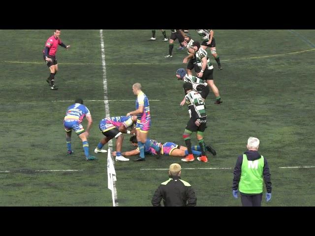 Partido Rugby, Jornada 1 - Campus U. Ourense - La Única RT 25/10/2020