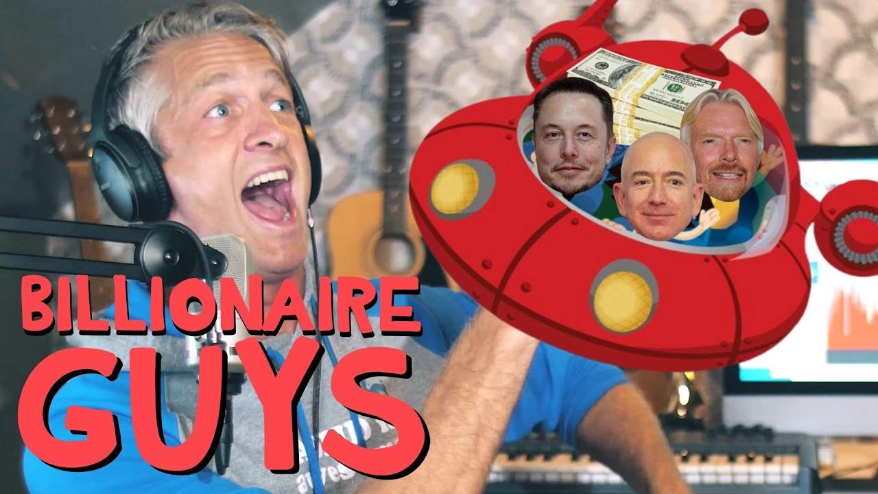 Download Billionaire Guys - Little Einsteins Parody