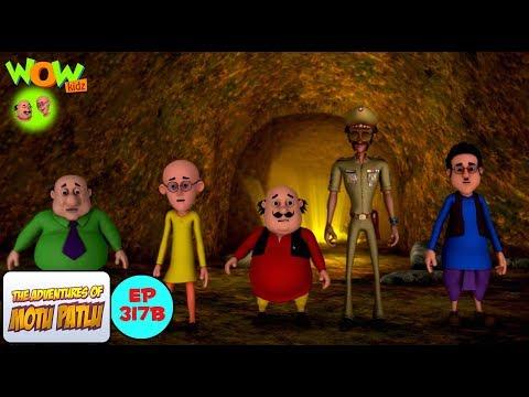 Khazana khazana - Motu Patlu in Hindi - 3D Animation Cartoon - As on Nickelodeon thumbnail