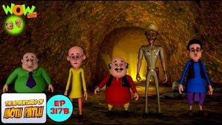 Khazana khazana Motu Patlu in Hindi 3D Animation Cartoon As on Nickelodeon