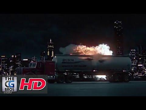 "CGI VFX Breakdown HD ""Kung Fury: Miniature Madness BTS"" - by Fido"