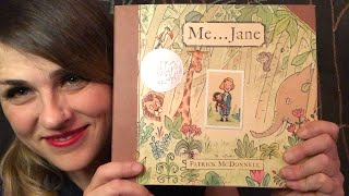 Me Jane By Patrick McDonnell - read by Lolly Hopwood