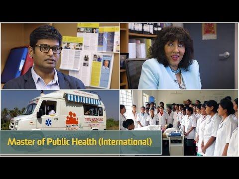 UNSW School of Public Health and Community Medicine - Master of Public Health (International)