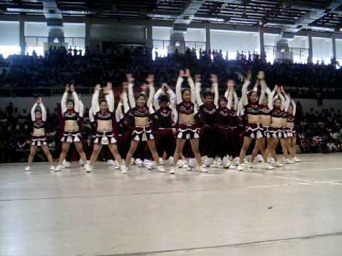 WMSU CET HAWKS -champion! (Inter-school Cheerdance Competition) UNANG BAGSIK!