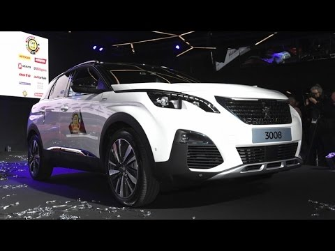 la peugeot 3008 lue voiture de l 39 ann e 2017 youtube. Black Bedroom Furniture Sets. Home Design Ideas