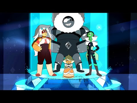 The Future of Gems on Earth! Uncorrupted Gems & Off Colors - Steven Universe