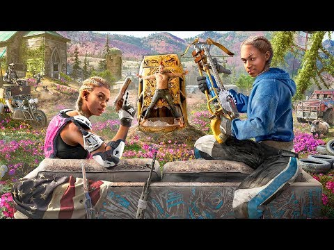 Far Cry New Dawn: Primeira Gameplay thumbnail
