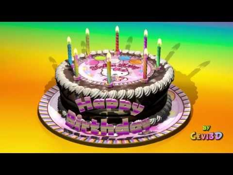 HAPPY BIRTHDAY CAKE FREE DOWNLOAD
