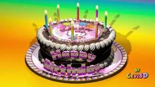 HAPPY BIRTHDAY CAKE HELLO KITTY FREE DOWNLOAD
