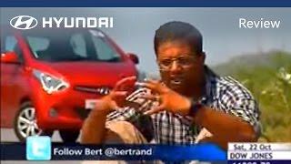 Hyundai | EON | Test Drive | Overdrive - CNBC TV 18