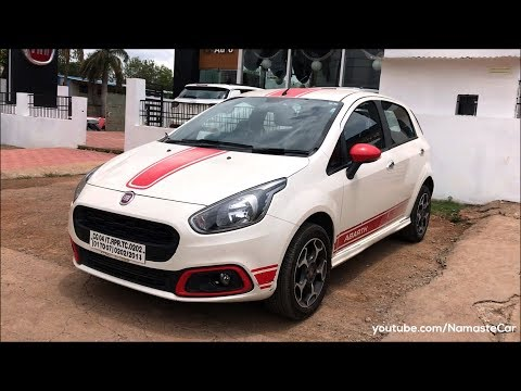 Fiat Abarth Punto Evo 2018 | Real-life review